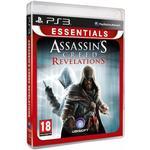 Ubisoft Assassins Creed Revelati Essentials Ps3