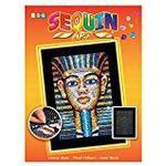 sequin art 1606 Tutankhamun Craft Set