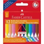 Faber-Castell Krita grip plastic 12/fp