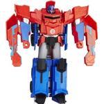 Transformers Optimus Prime 3 steps changer autobot - Transformers hyper flip figur C0642