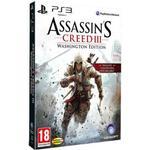 Ubisoft Assassins Creed 3 Washington Edit Ps3