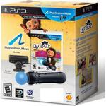 Playstation Eye Pet Move Edition Platinum With Carama & Move Ps3