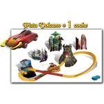 Giochi Preziosi Track Of Volcano Gormiti + 1 Car