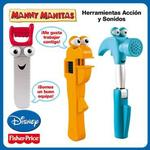 Mattel Action Tools Handy Manny And Sound