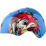 Kidzamo Boys Bike Helmet Jnr H/shell Coby 48/52 Blue