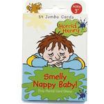 Paul Lamond Horrid Henry Smelly Nappy Baby 54 Jumbo Cards 3yrs+ Paul Lamond