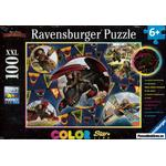 Ravensburger: Dragons - The Vikings of Berk (100)