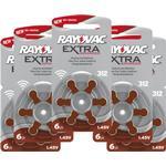RAYOVAC Rayovac EXTRA advanced 312 BRUN 4553-1-5