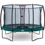 Berg Elite Regular + Safety Net T-Series 430cm