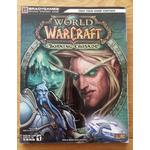 World Of Warcraft - The Burning Crusade Official Strategy Guide - Role Playing Games