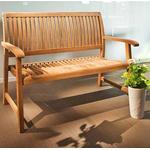 Green Garden Home Teaksoffa, 2-sits eller 3-sitssoffa, Green Garden Home