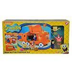 Smoby 109498659 Spongebob Submarine Bus Playset