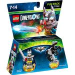 Lego Dimensions Excalibur Batman Fun Pack 71344