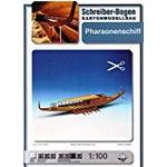 """Aue-Verlag 43 x 14 x 5 cm """"Royal Boat of Pharaoh Cheops"""" Model Kit"""