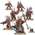 Games Workshop Chaos Space Marines Terminator Lord's Cadre