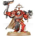Games Workshop Blood Angels Captain: Terminator Armour