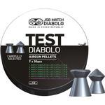 JSB Match Test Pistol - 7olika kal. 4.5mm