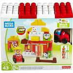 Mega Bloks Block Buddies Farmhouse Friends