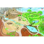 Le Toy Van Giant Safari Playmat