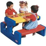 Little Tikes Large Picnic Table Bänkbord