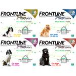 Frontline Plus Flea & Tick Spot On Dog