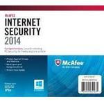 Mcafee Internet Security 2014 - 3 User