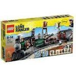 Lego Lone Ranger : Constitution Train