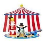 Pippi Långstrump Pippi Cirkus med figurer - Pippi 44372500