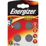 ENERGIZER KNAPPCELLSBATTERI ENERGIZER CR2032 ENR FSB4 LITHIUM