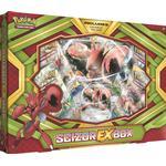 Pokémon Scizor EX Box