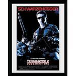 Tavla - Film - Terminator 2 One Sheet - Merchandise