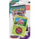 Pokémon, SM Guardians Rising, 1 Checklane Blister Pack: Lurantis