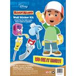 Disney Children's / Kids Collectors Wall Stickers - Handy Manny