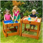 Plum Sandy Bay Wooden Sand & Water Tables
