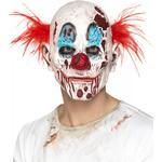 Smiffys Zombie Clownmask Skum Latex