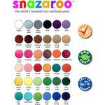 Vegaoo Ansiktsfärg Snazaroo 18 ml