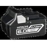 HITACHI BATTERI 18V 6,0AH BSL1860 HITACHI