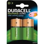 Duracell D Recharge Ultra (2 pcs)