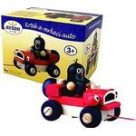Detoa Mole & Blinking Car 13724