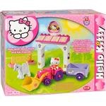 Hello Kitty Unico Mini Farm