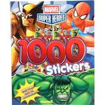 Marvel Superheroes Sticker Book, 1000 stickers