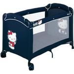 Brevi Travel Cot Dolce Nanna Plus Hello Kitty