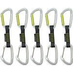 Karbiner & Quickdraws Karbiner & Quickdraws Edelrid Slash Wire Set Quickdraw 10cm 5-pack