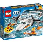 Lego City Sea Rescue Plane 60164