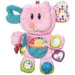 Playskool Fold´n Go Busy Elephant, Rosa, Playskool