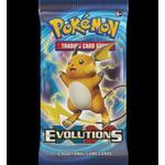 Pokemon POKÉMON XY boosterpaket Evolutions