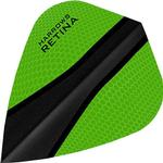 Harrows Dartflights Harrows Retina-X Kite Green