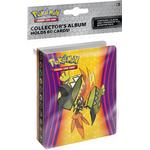 Pokémon mini pärm + kort, sun & moon guardians rising