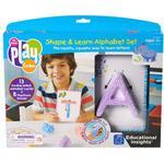 Learning Resources Playfoam® alfabet-set