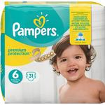 Procter & Gamble Pampers Premium Protection S6 15+ kg 31 st